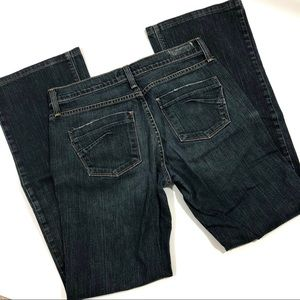 James Jeans Hector Boot Cut In Sweet
